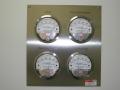 Differenzdrucküberwachung, analog
