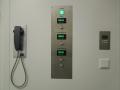 Differenzdrucküberwachung und Industrietelefon