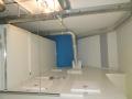 Reinraum Klasse C mit begehbarer Decke