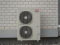Wärmepumpe zur Klimatisierung eines Reinraumes Klasse C