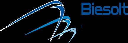 Das Logo von Klimatechnik und Reinraumtechnik Biesolt.