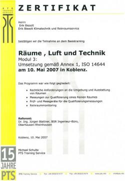 2007 Biesolt PTS Modul 3