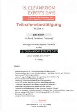 2014 Biesolt 15. Experts days
